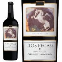 Clos Pegase Napa Cabernet 2013 Rated 90WS
