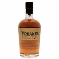 Breaker Wheated Bourbon Whisky 750ml