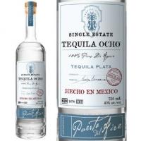 Tequila Ocho Plata Puerta del Aire 2016 750ml