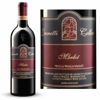 Leonetti Walla Walla Merlot 2015 Rated 93WA