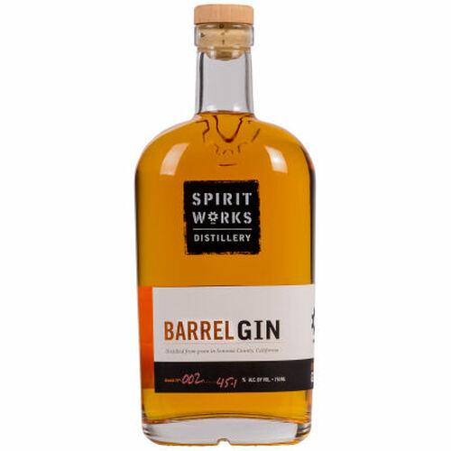 Spirit Works Distillery California Barrel Gin 750ml