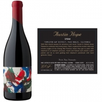 12 Bottle Case Austin Hope Hope Family Vineyard Paso Robles Syrah 2014