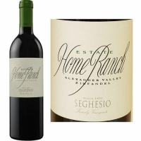 Seghesio Home Ranch Zinfandel 2013 Rated 91WE