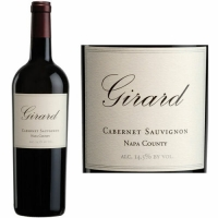 12 Bottle Case Girard Napa Cabernet 2015