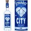 Greenbar City Bright Organic Gin 750ml