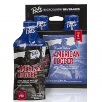 Pat's Backcountry Beverages American Logger Brew Concentrate 4-Pack