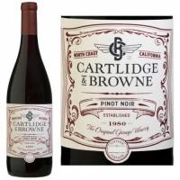 Cartlidge & Browne North Coast Pinot Noir 2014