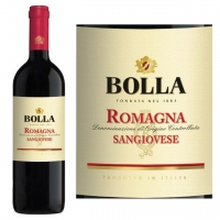 12 Bottle Case Bolla Sangiovese di Romagna DOC 2016 (Italy)