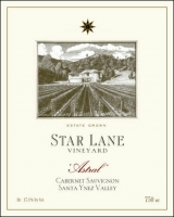 Star Lane Vineyard Astral Happy Canyon Cabernet 2014