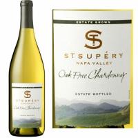 St. Supery Napa Oak Free Chardonnay 2017