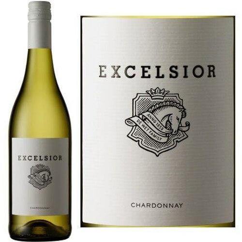 12 Bottle Case Excelsior Estate Chardonnay 2018 (South Africa)