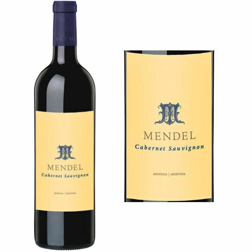 Mendel Mendoza Cabernet 2019 (Argentina) Rated 93JS
