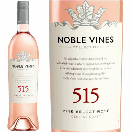 Noble Vines Collection 515 Central Coast Rose 2018