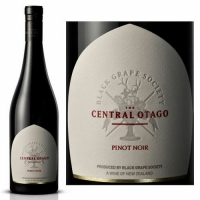 12 Bottle Case Black Grape Society The Central Otago Pinot Noir 2011