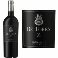 De Toren Stellenbosch Z Red Blend 2012 (South Africa) Rated 91+VM