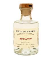 Fluid Dynamics Dry Martini Cocktail 200ml