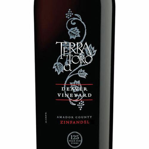 Terra d'Oro Deaver Vineyard 125 Year Old Vine Zinfandel 2016