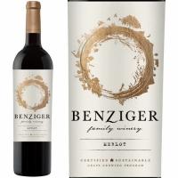 Benziger Family Winery Sonoma Merlot 2016