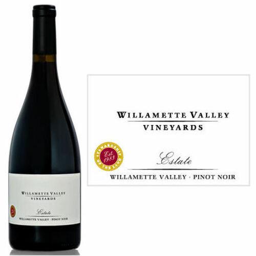 Willamette Valley Vineyards Estate Pinot Noir 2018