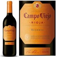 12 Bottle Case Campo Viejo Reserva Rioja 2014