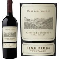 Pine Ridge Stags Leap District Napa Cabernet 2013 Rated 93WA