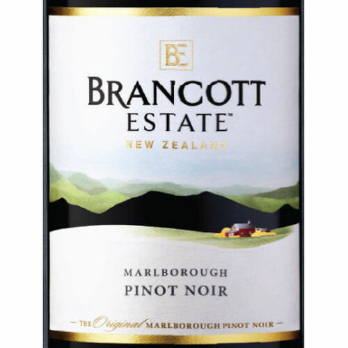 Brancott Marlborough Pinot Noir 2018