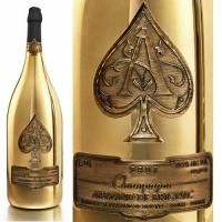 Armand de Brignac Brut Gold Champagne NV 6L Rated 94W&S