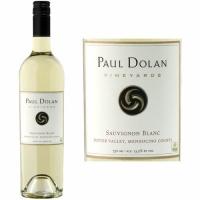 12 Bottle Case Paul Dolan Mendocino Sauvignon Blanc Organic 2016