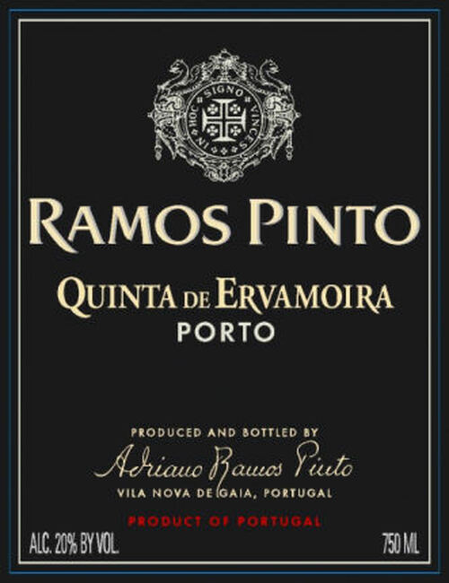 Ramos-Pinto Quinta da Ervamoira Vintage Port 2002