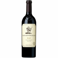 Stag's Leap Cellars Fay Vineyard Cabernet 2013 Rated 95WA