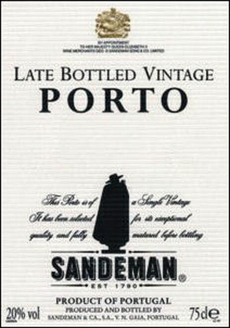 Sandeman Late Bottle Vintage Port 2013