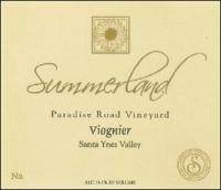 Summerland Paradise Road Viognier 2014