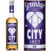 Greenbar City Amber Organic Gin 750ml