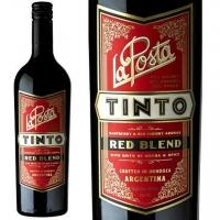 12 Bottle Case La Posta Tinto Red Blend 2015 (Argentina)