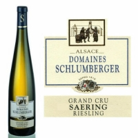 Domaines Schlumberger Alsace Riesling Grand Cru Saering 2017 Rated 93JS