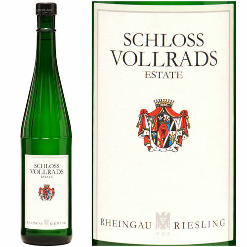 Schloss Vollrads Riesling QBA 2018 (Germany)