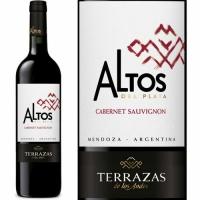 12 Bottle Case Terrazas de los Andes Altos Del Plata Cabernet 2016