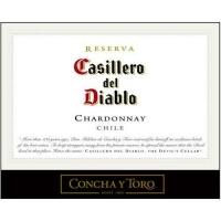 12 Bottle Case Concha Y Toro Casillero del Diablo Chardonnay 2017 (Chile)