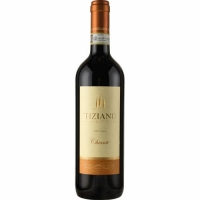 12 Bottle Case Tiziano Chianti DOCG 2015