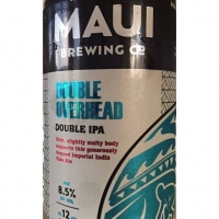 Maui Brewing Double Overhead Double IPA 4pk 12oz Cans