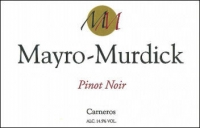 Mayro-Murdick Carneros Pinot Noir 2005 Rated 92PR