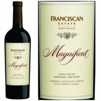 Franciscan Estate Magnificat Napa Meritage 2014 Rated 96TP