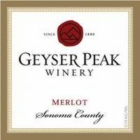 Geyser Peak Alexander Merlot 2008