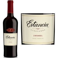 Estancia Keyes Canyon Ranches Paso Robles Zinfandel 2009