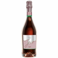 12 Bottle Case Bisol Jeio Prosecco Rose NV (Italy)