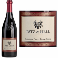 Patz & Hall Sonoma Coast Pinot Noir 2013 Rated 92WE