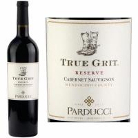 12 Bottle Case Parducci True Grit Reserve Mendocino Cabernet 2015