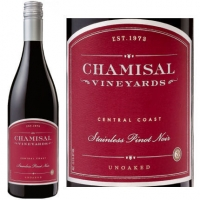 Chamisal Vineyard Stainless Unoaked Central Coast Pinot Noir 2014