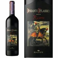 12 Bottle Case Castello Banfi Chianti Classico Riserva DOCG 2016