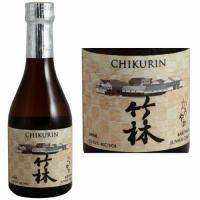 Chikurin Karoyaka Lightness Junmai Ginjo Sake 300ML